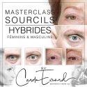 1st Edition Masterclass: Sourcils Hybrides Féminins & Masculins