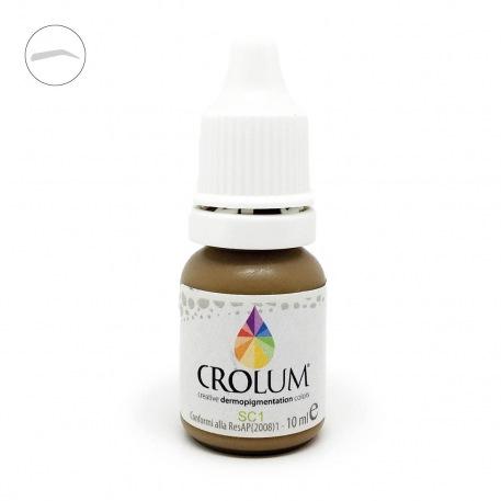 Pigment Sourcil - Crolum SC1 - Medico-Derm