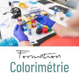 Formation Colorimetrie