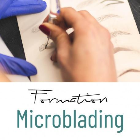 Formation au maquillage permanent par microblading – Module 1