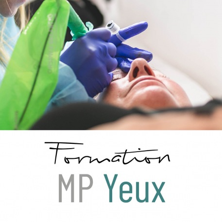 Formation de Maquillage Permanent - base yeux - Medico Derm