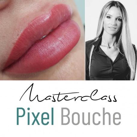 Masterclass Carole Evrard - Pixel Bouche - Medico Derm
