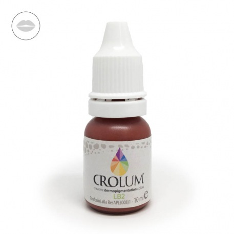 Pigment Lèvres - Crolum LB2 - Medico Derm