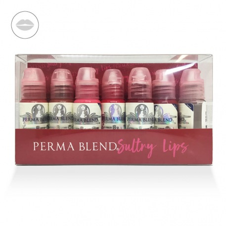 Kit Lèvres - Perma Blend Sultry Lips - Medico Derm