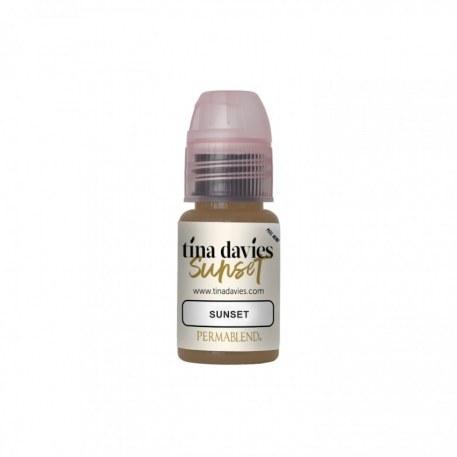 Pigment Sourcil - 0 Ash Brown Tina Davies - Medico Derm