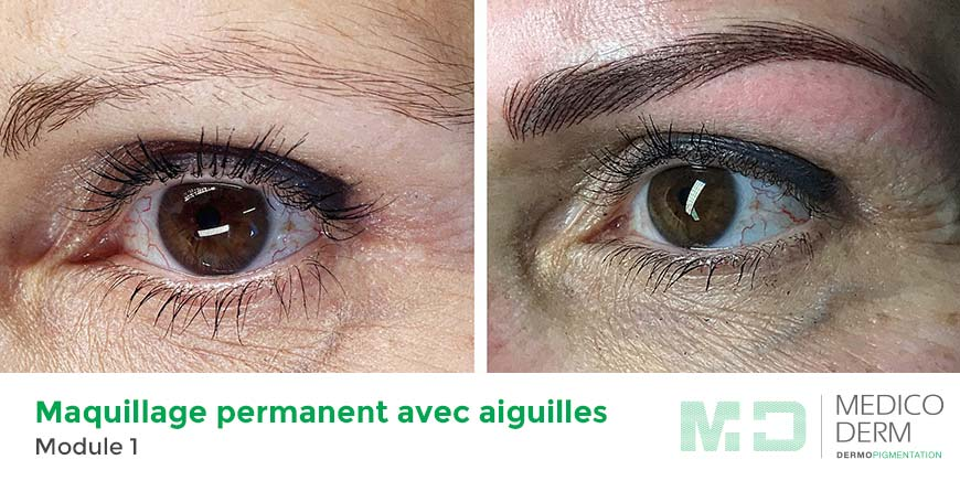 Formation En Maquillage Permanent Ou Microblading Que Choisir